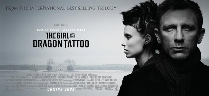 Девушка с татуировкой дракона /The Girl with the Dragon Tattoo. В