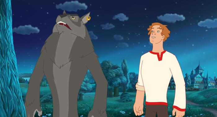 Иван царевич и серый волк 2 фото кадры