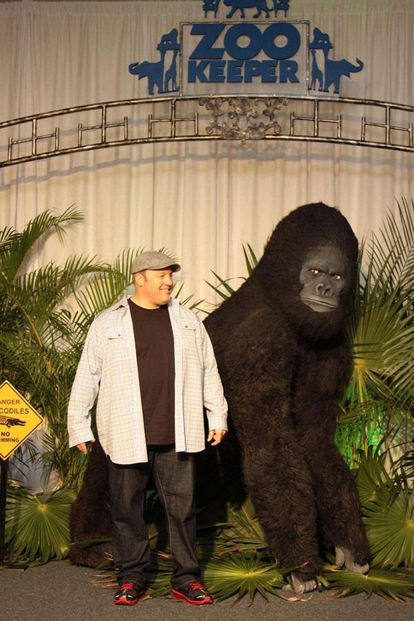 «Мой Парень Из Зоопарка» — 2011